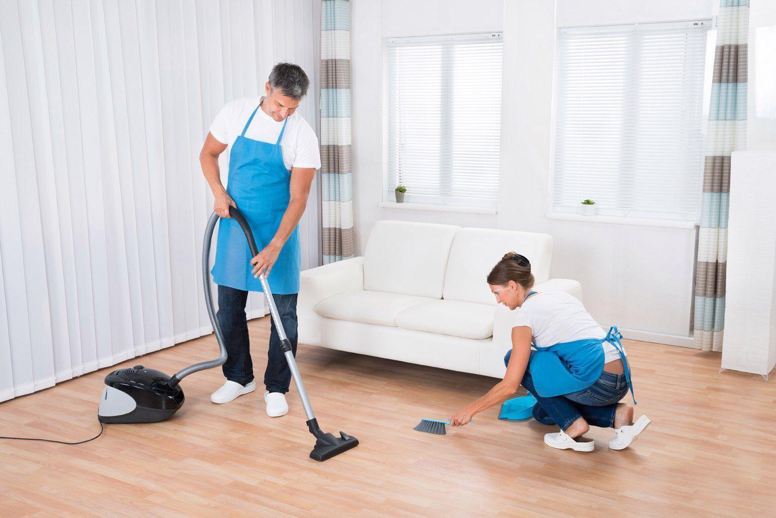 антибактериальная уборка дома